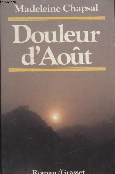 DOULEUR DAOUT.