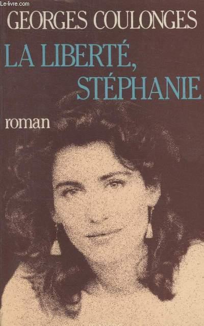 LA LIBERTE STEPHANIE.