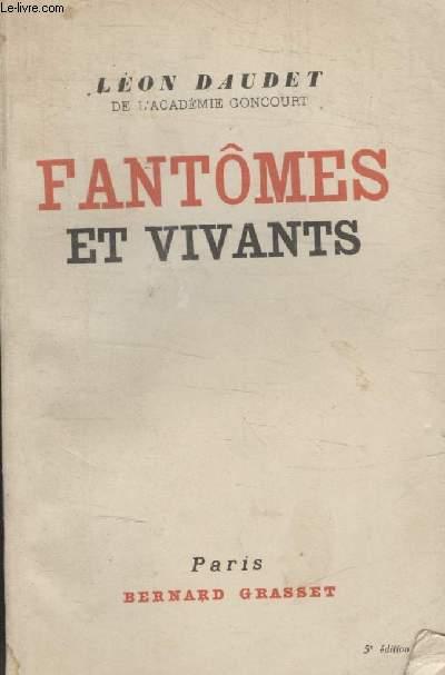 FANTOMES ET VIVANTS.