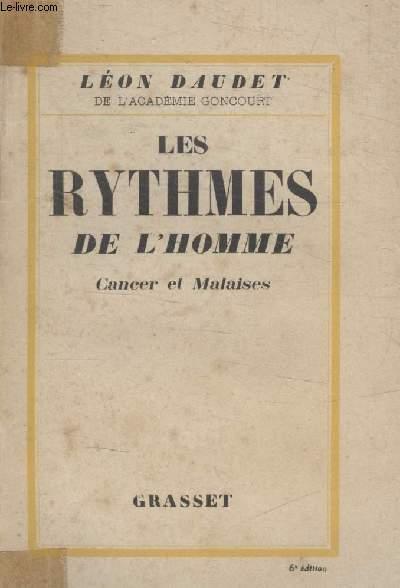 LES RYTHMES DE LHOMME.