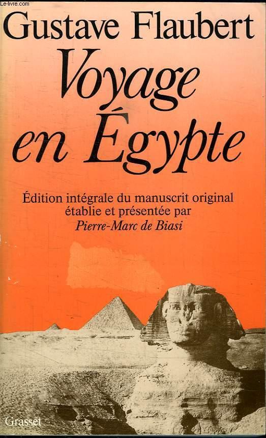 VOYAGE EN EGYPTE.