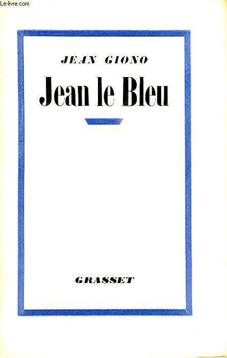 JEAN LE BLEU.