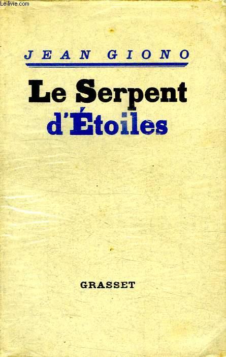 LE SERPENT D ETOILES.