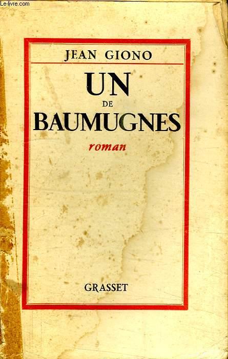 UN DE BAUMUGNES.