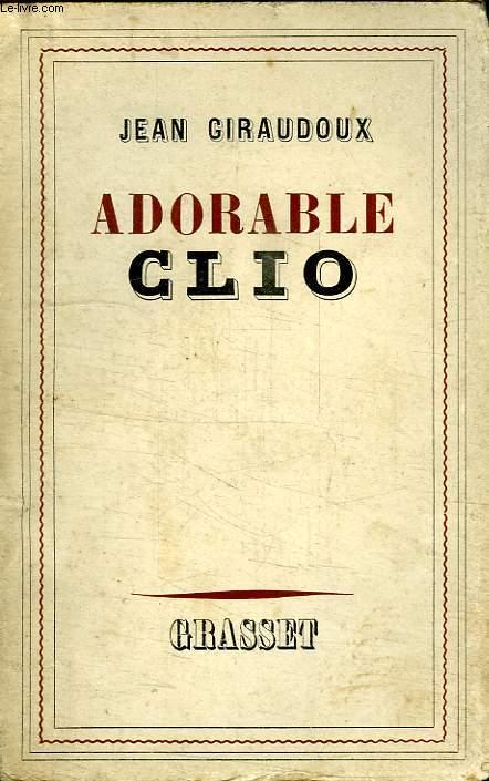 ADORABLE CLIO.