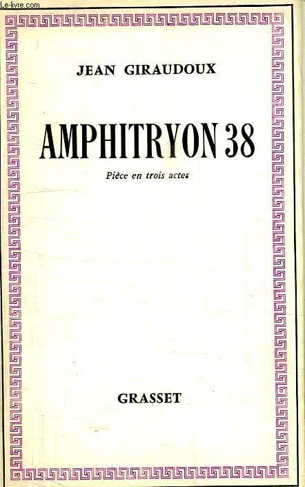 AMPHITRYON 38.