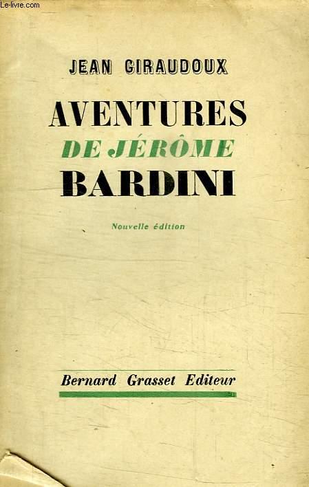 AVENTURES DE JEROME BARNADI.