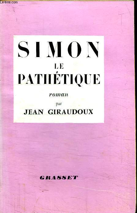 SIMON LE PATHETIQUE.