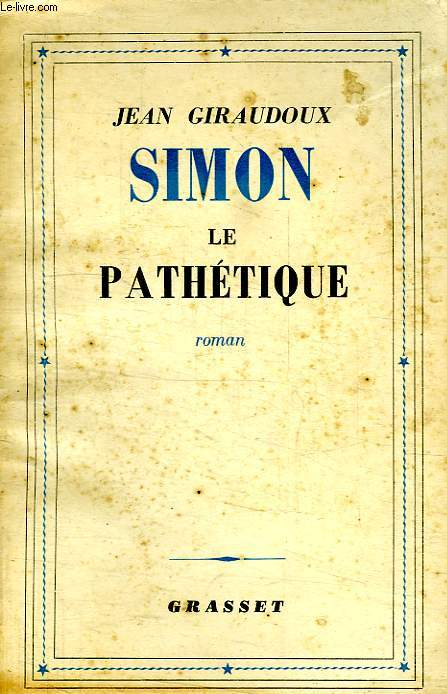 SIMON LE PATHETIQUE.
