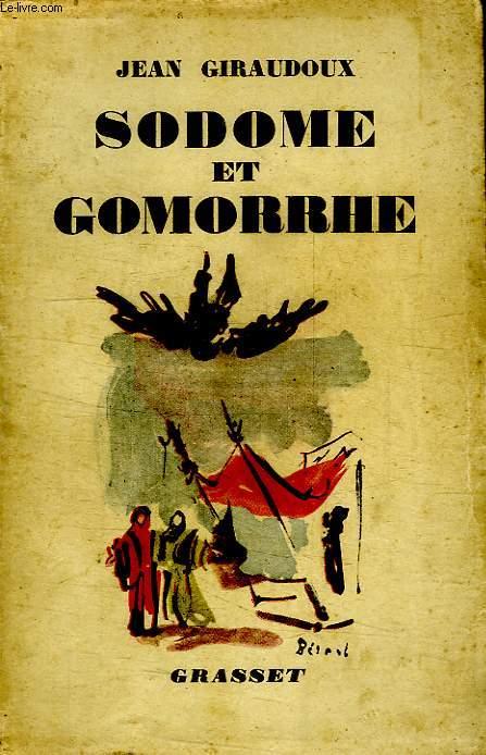 SODOME ET GOMORRHE.PIECE EN DEUX ACTES.
