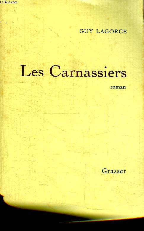 LES CARNASSIERS.