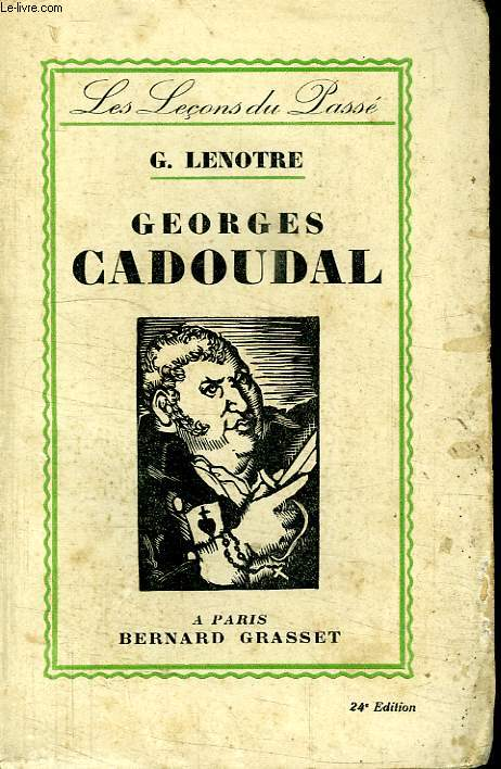 GEORGES CADOUAL.