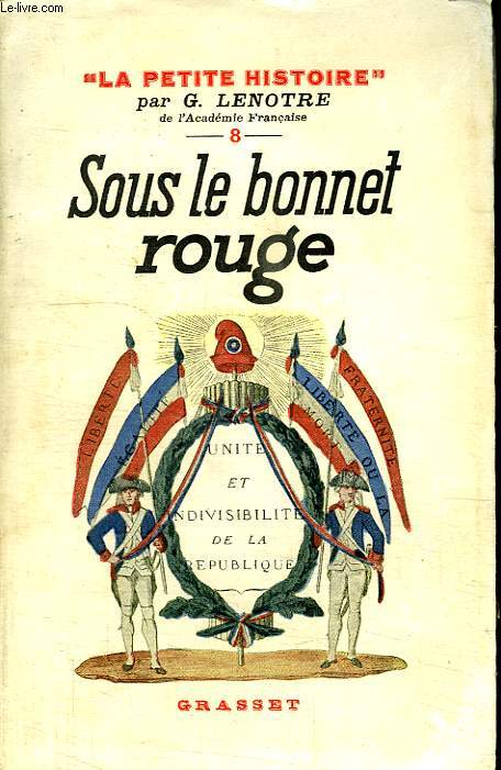 SOUS LE BONNET ROUGE.