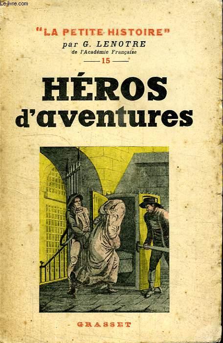 HEROS D AVENTURES.
