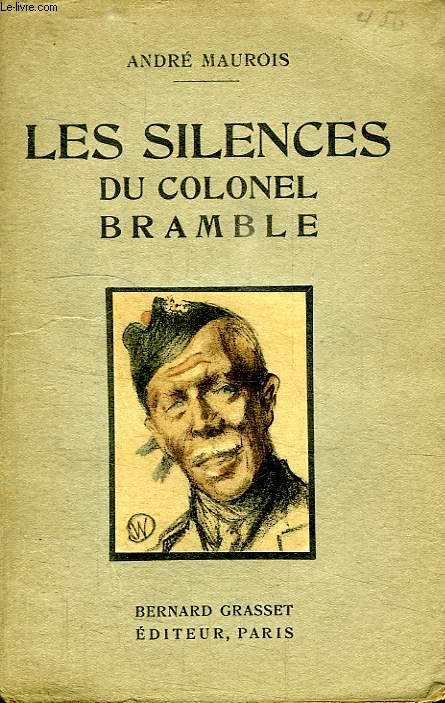 LES SILENCES DU COLONEL BRAMBLE.