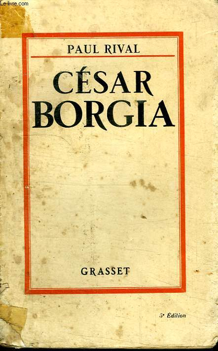 CESAR BORGIA.