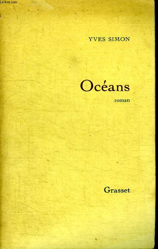 OCEANS.