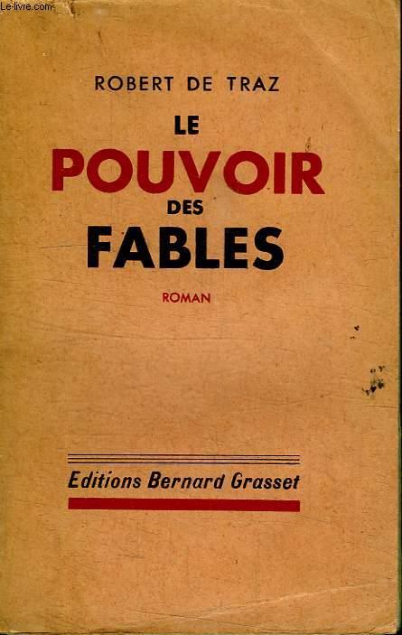 LE POUVOIR DES FABLES.