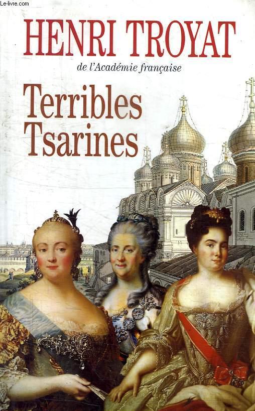 TERRIBLES TSARINES.
