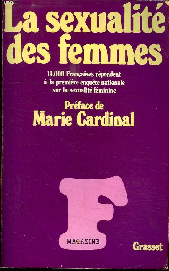 LA SEXUALITE DES FEMMES.