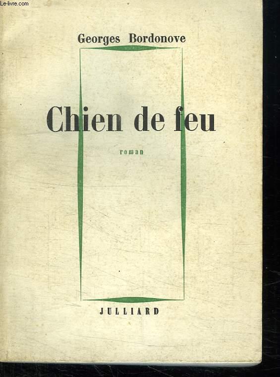 CHIEN DE FEU.