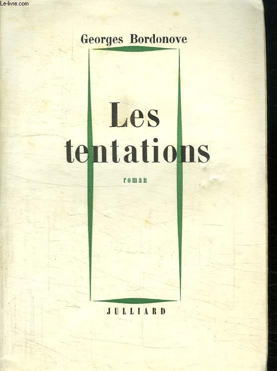 LES TENTATIONS.