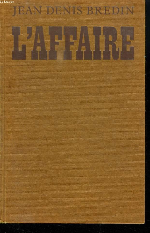 L AFFAIRE.