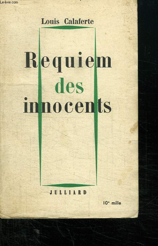 REQUIEM DES INNOCENTS.