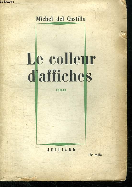LE COLLEUR D AFFICHES.
