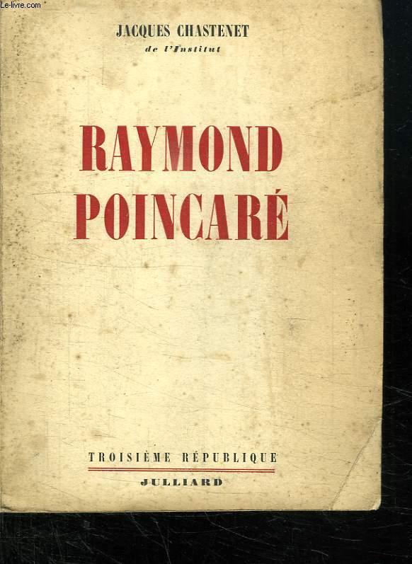 RAYMOND POINCARE.