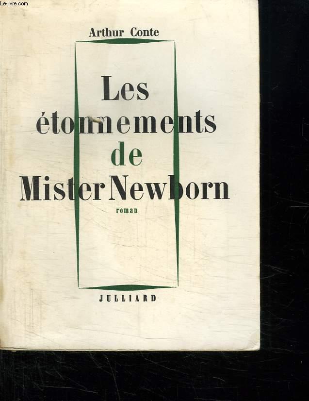 LES ETONNEMENTS DE MISTER NEWBORN.