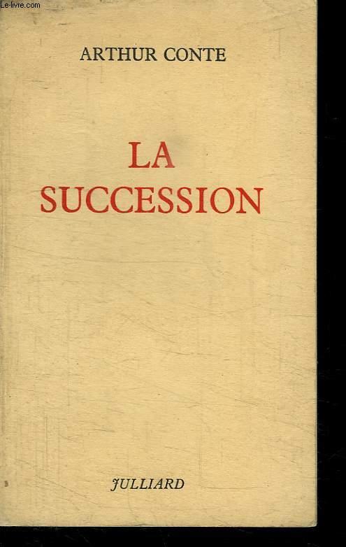 LA SUCCESSION.