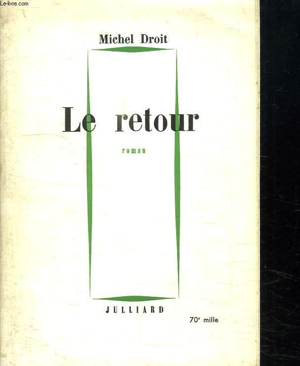LE RETOUR.