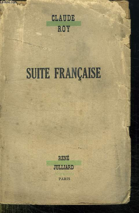 SUITE FRANCAISE.