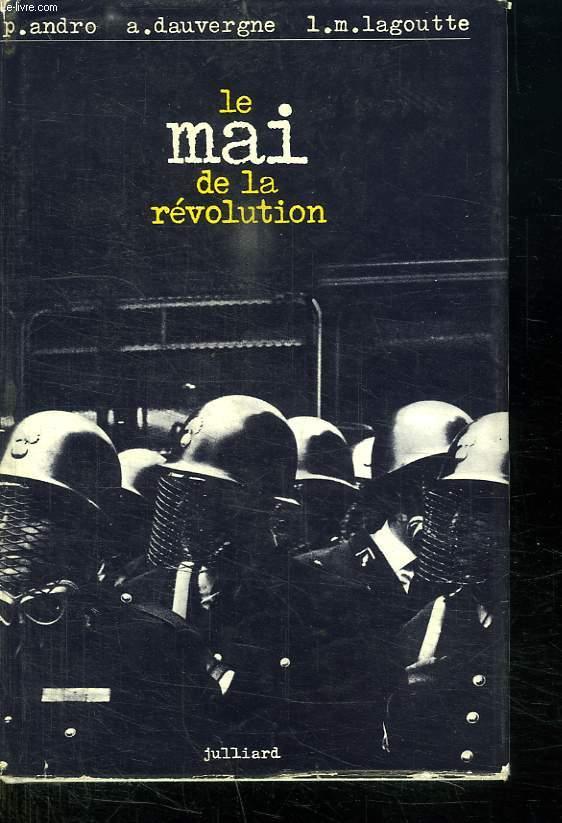 LE MAI DE LA REVOLUTION.