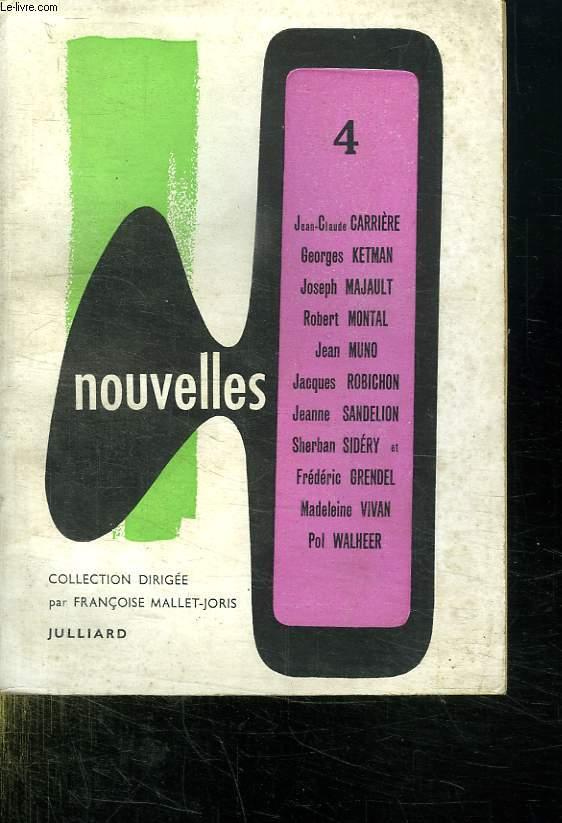 NOUVELLES N° 4.