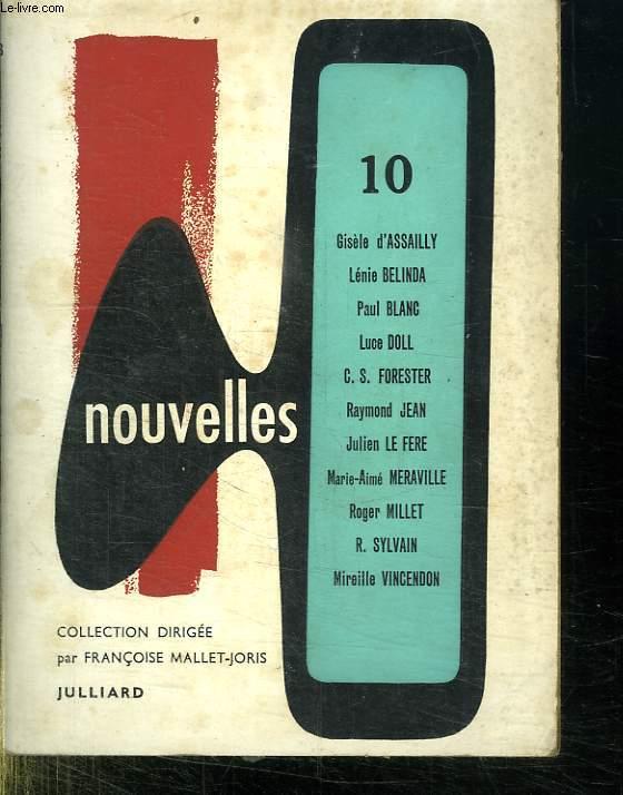 NOUVELLES N° 10.