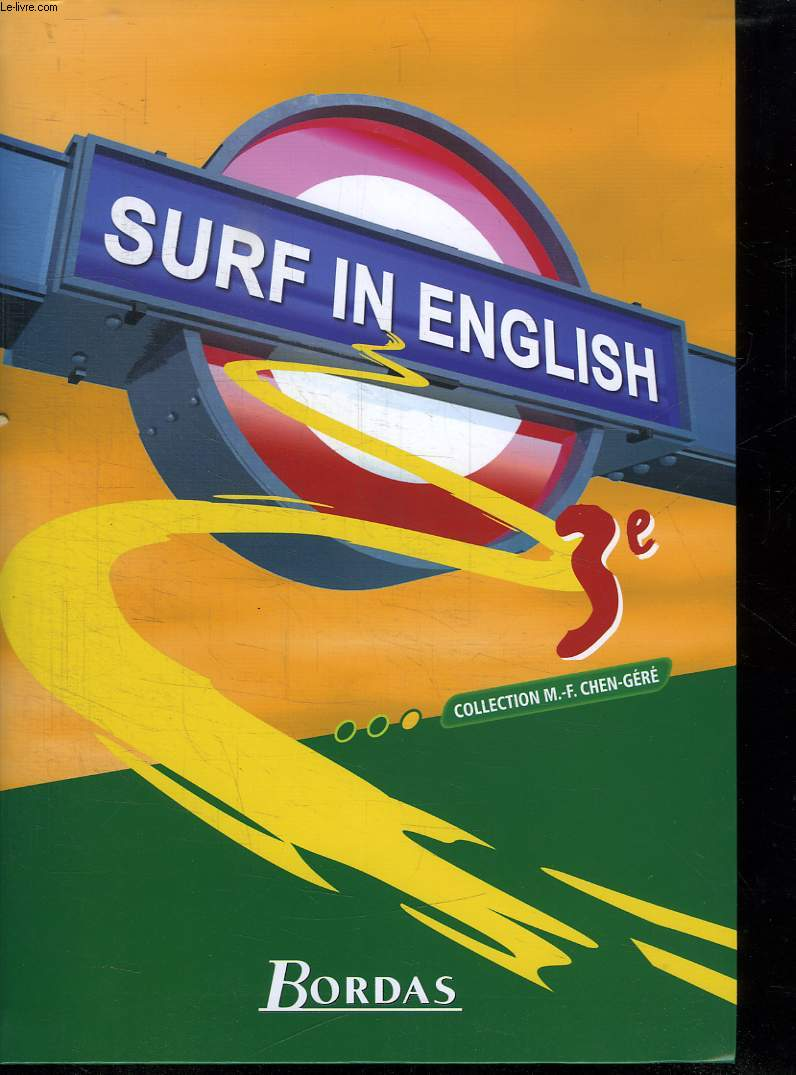 SURF IN ENGLISH 3 e.