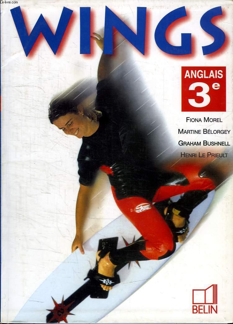 WINGS ANGLAIS 3e.