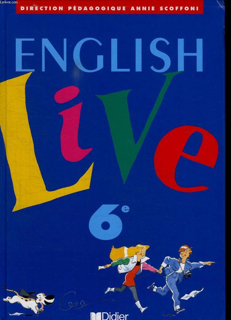 ENGLISH LIVE 6 e.