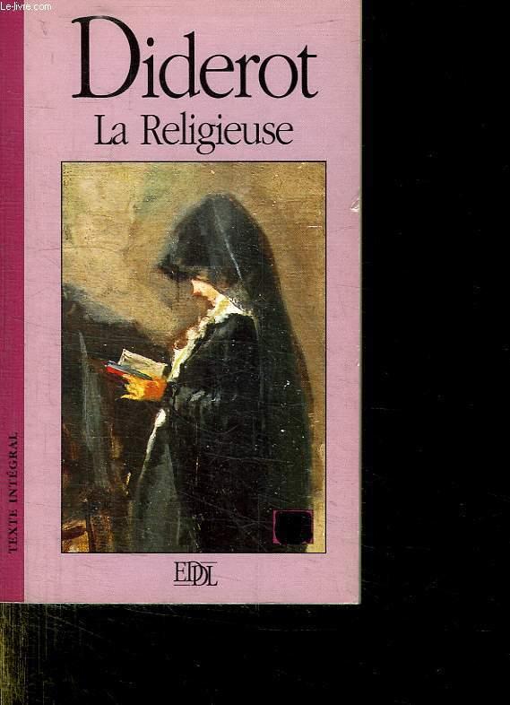 LA RELIGIEUSE. TEXTE INTEGRAL.