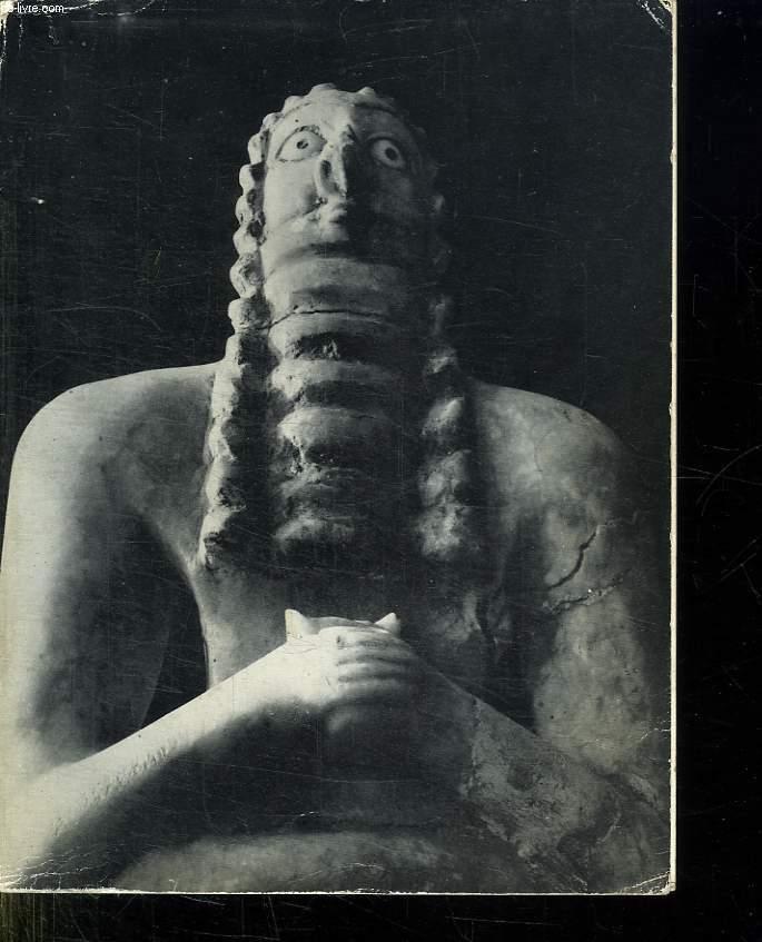 TRESORS DU MUSEE DE BAGDAD DES ORIGINES A L ISLAM. BORDEAUX MUSEE D AQUITAINE 30 AVRIL - 30 JUIN 1966.