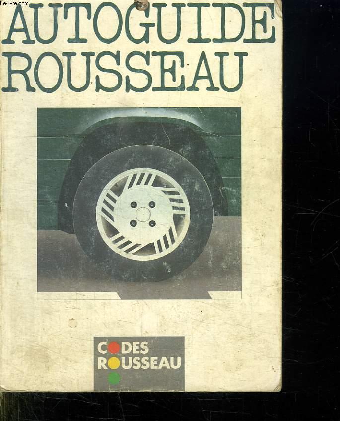AUTOGUIDE ROUSSEAU.