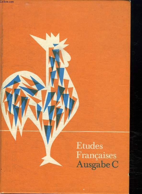 ETUDES FRANCAISES.AUSGABE C.