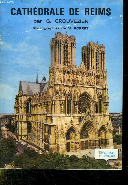 CATHEDRALE DE REIMS. VERSION ANGLAISE.