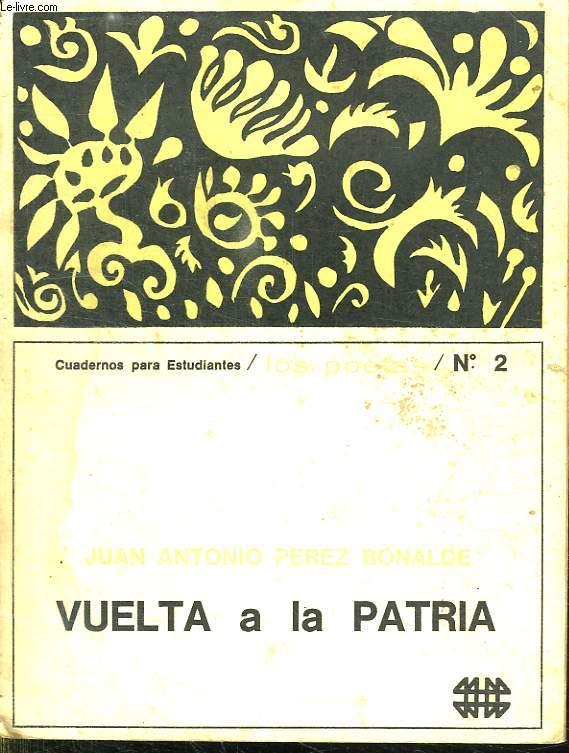 VUELTA A LA PATRIA. N°2.