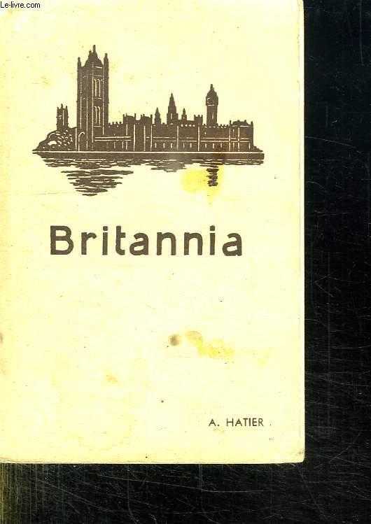 BRITANNIA. NOUVELLE EDITION.