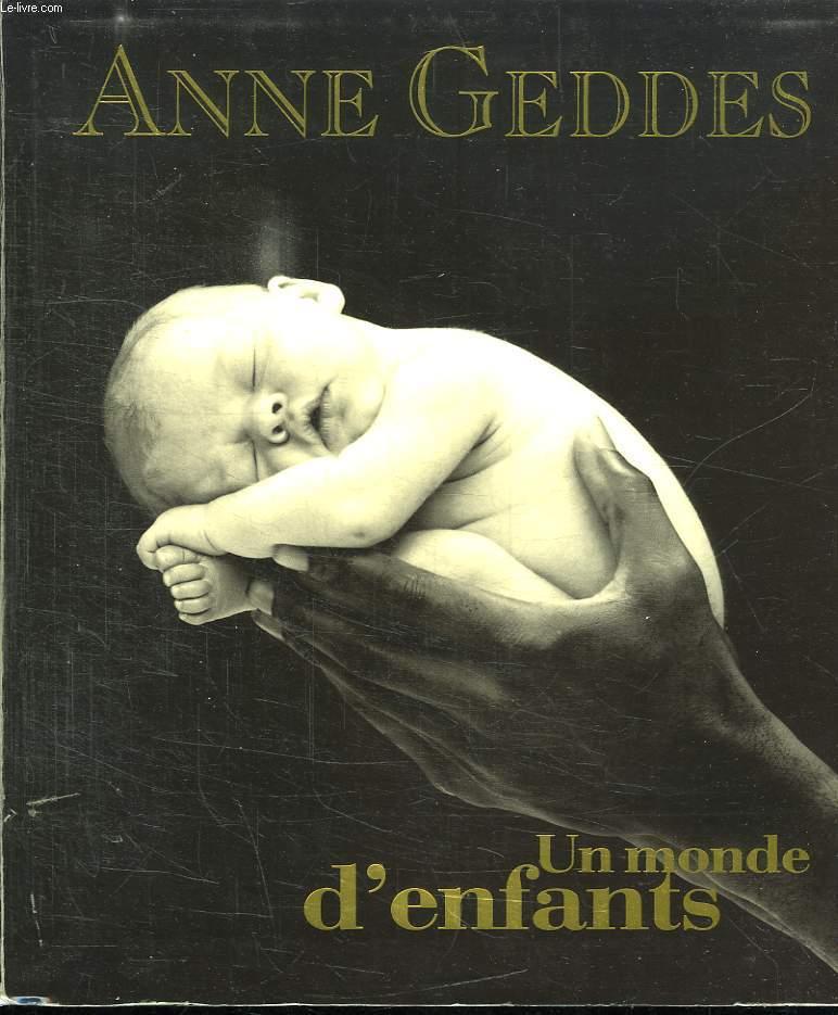 UN MONDE D ENFANTS.