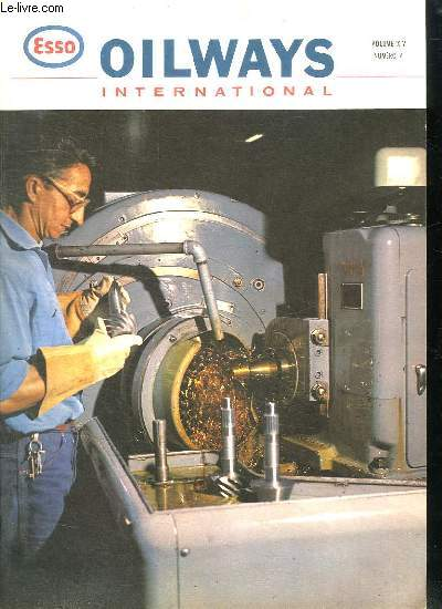 OILWAYS INTERNATIONAL VOLUME XIV N°4.