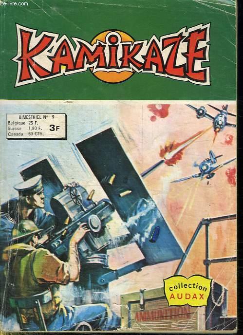 KAMIKAZE N°9. COLLECTION AUDAX.
